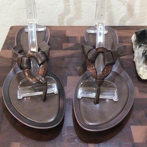 Nine West Sandal Size 9